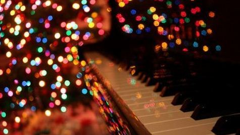 Christmas jazz piano medley